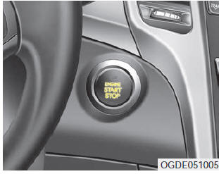 hyundai i30 beleuchteter engine start stop knopf engine start stop knopf fahrhinweise. Black Bedroom Furniture Sets. Home Design Ideas